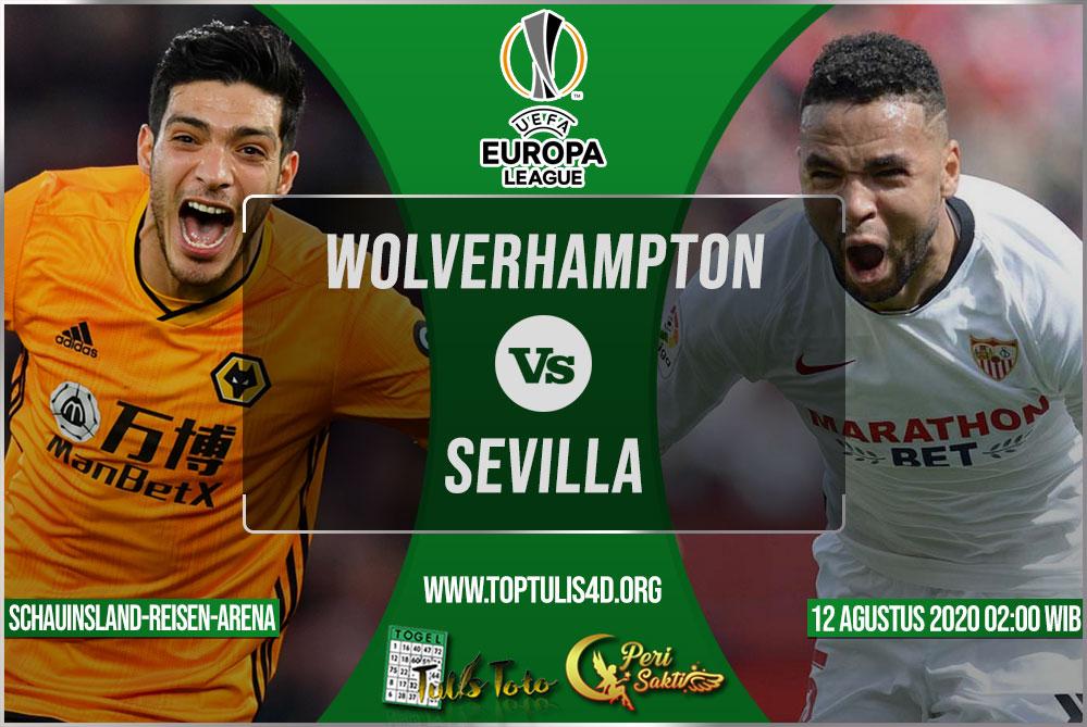 Prediksi Wolverhampton vs Sevilla 12 Agustus 2020