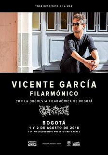 Concierto de Vicente Garcia FILARMÓNICO