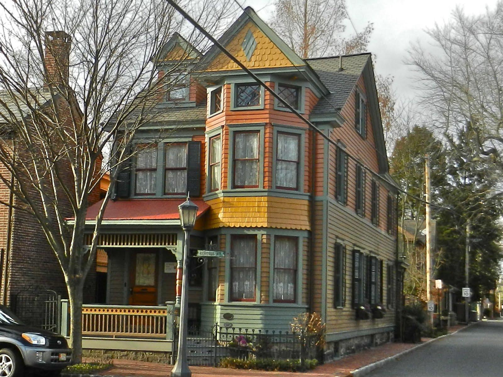 Knickerbocker Style Amp Design A Victorian City