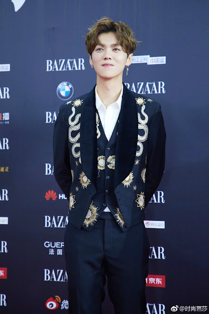 Luhan Red Carpet