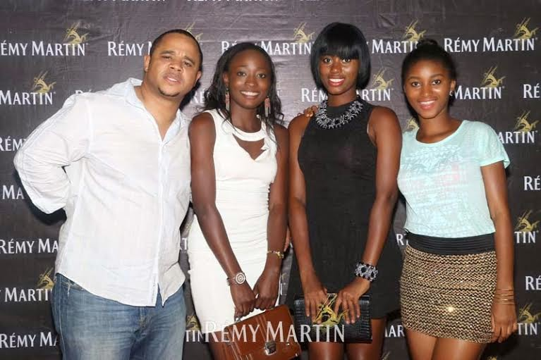 7 Photos from At The Club With Remy Martin party