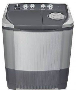 CSD price of LG 6.5 kg Semi Automatic Washing Machine