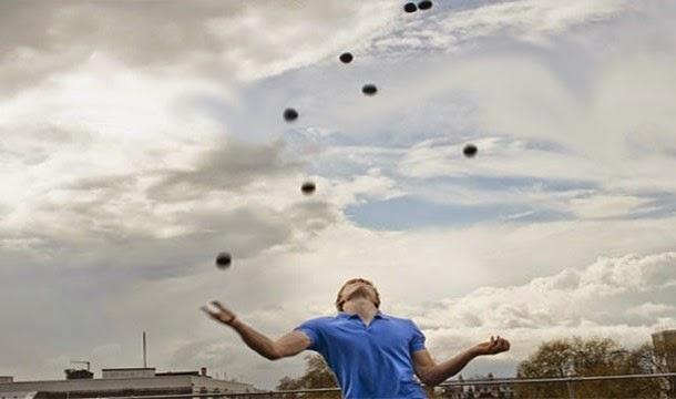โยนบอลมากที่สุด