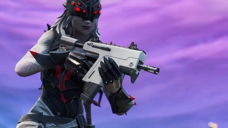 [Fortnite] Epic Games công bố nerf cho vũ khí mới phát hành – Burst SMG