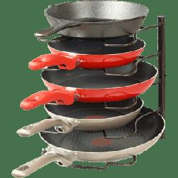 SimpleHouseware Kitchen Cabinet Pantry Pan-Pot
