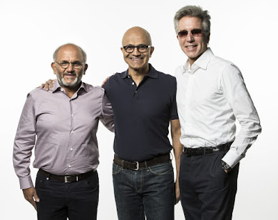 CEO Adobe, Microsoft, Sap