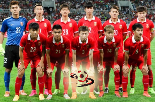 China U23 vs Qatar U23 www.nhandinhbongdaso.net
