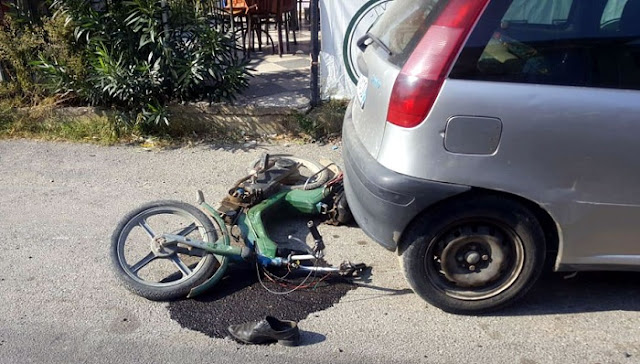 70-year old on motorcycle crushed to death by car in Shkodër