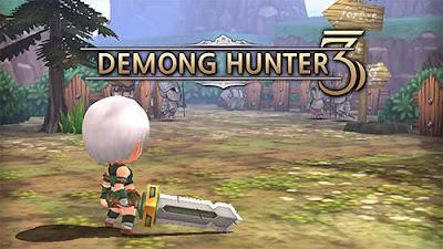 Demong Hunter 3 v 1.1.1 Mod Apk (Unlimited Money)