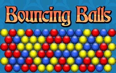 Zıplayan Toplar - Bouncing Balls