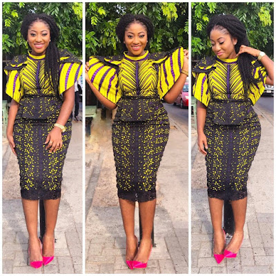Latest Ankara Gown Styles and Designs 2017 - FASHION REALITY