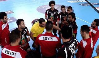 النرويج تفوزعلى مصر 32 - 28 في كأس العالم لكرة اليد