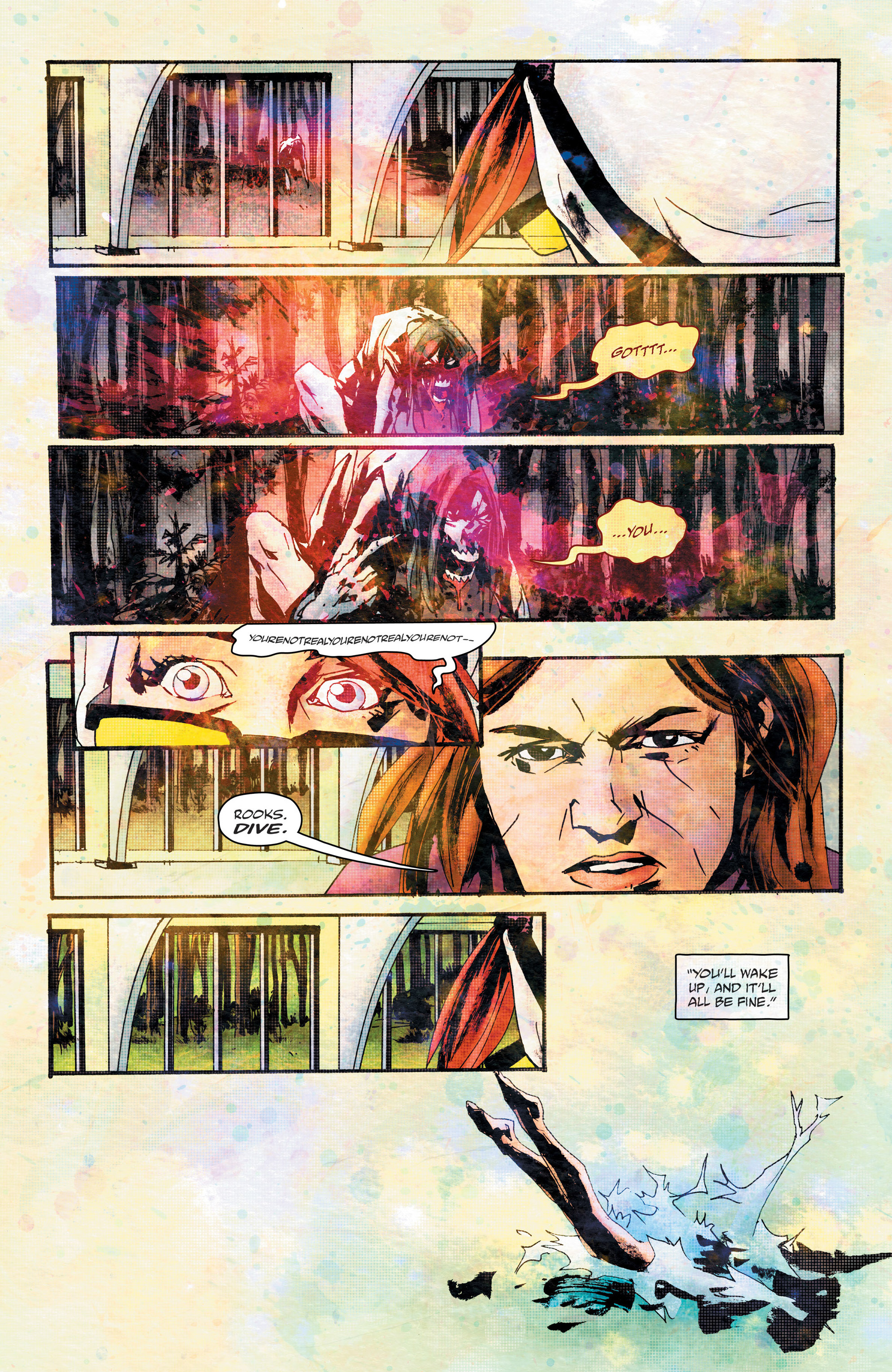 Read online Wytches comic -  Issue #2 - 11