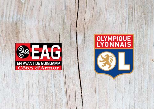 Guingamp vs Lyon  - Highlights 7 February 2019