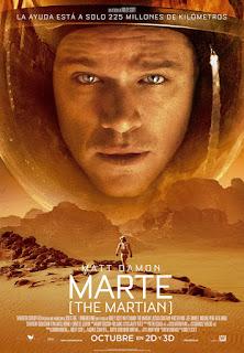 Cartel: Marte (2015)