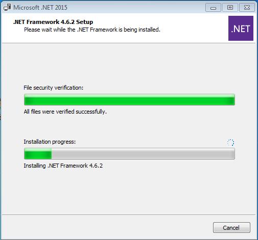 .net framework standalone installer 4.6