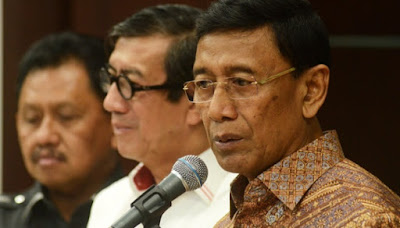 Wiranto Minta Putusan PTUN Soal HTI Tak Dimainkan untuk Politik - Info Presiden Jokowi Dan Pemerintah