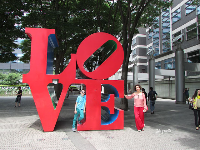 Estatua de Love