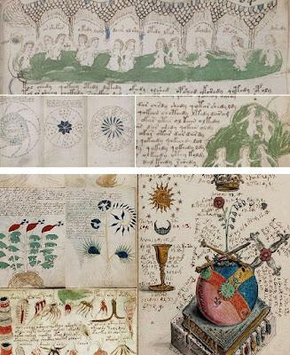 manuscrito voynich, blog mortalha, john dee