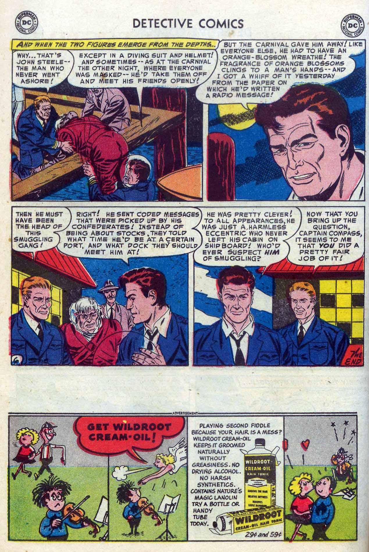 Read online Detective Comics (1937) comic -  Issue #204 - 30