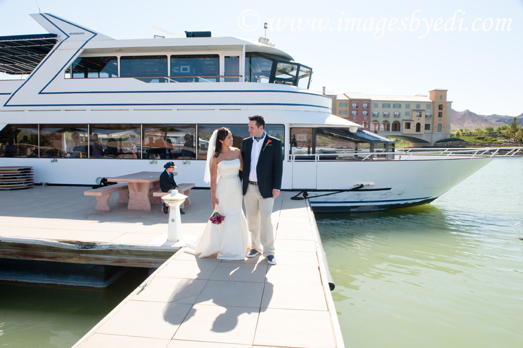 Tied The Knot At Beautiful Lake Las Vegas On La Contessa Yacht Such A Family Great Fun People So Many Gorgeous Kids Wedding