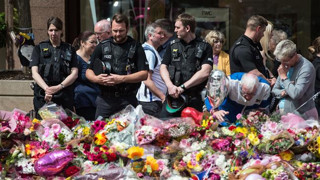 UK police: Others may be at large in Manchester attack