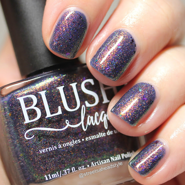 Blush Lacquers Not Your Average Seahorse Polish Pickup