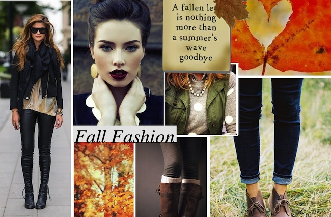 STYLE GUIDE: Fall Necessities