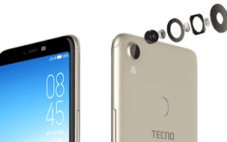 Full Specifications, Features and Price of Tecno Spark 2