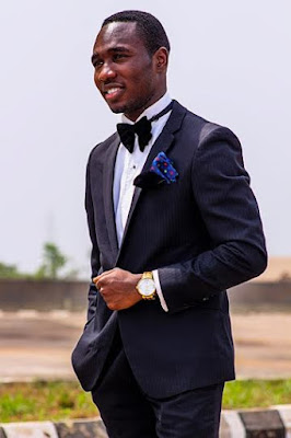deji folutile best graduating student covenant university