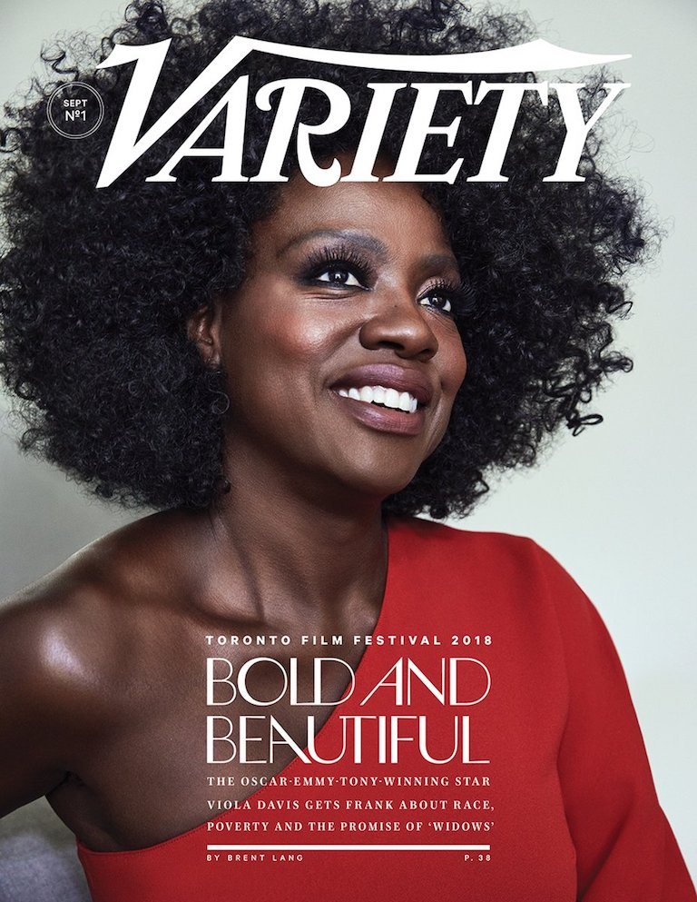 Variety Magazine September 2018