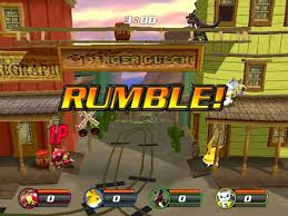DOWNLOAD GAMESDigimon Rumble Arena 2 PS2 ISO FULL VERSION