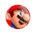 Mario Bros - Botton (#MB001) - 3,8 cm