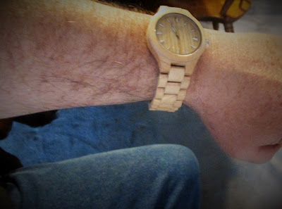 The face size of a JORD Watch-Vickie's Kitchen and Garden