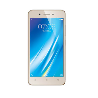 Deals on Vivo Y53 (Crown Gold, 16 GB)