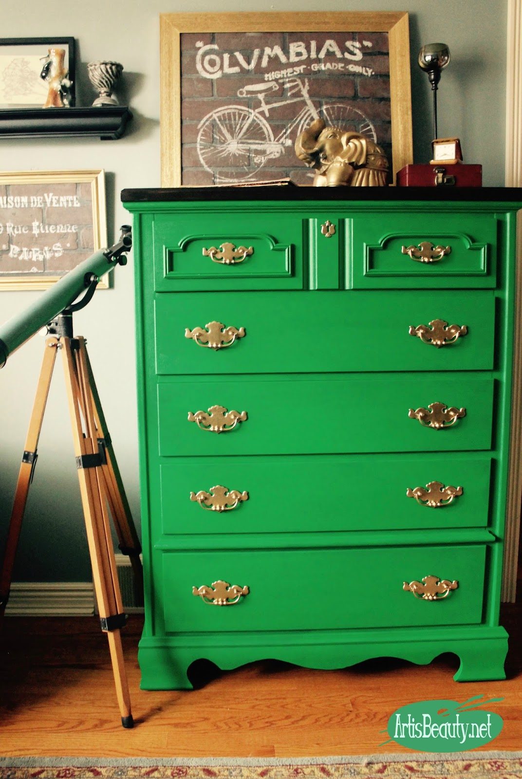 art is beauty emerald green rescued dresser before and after boho chic emerald green roadside rescue dresser painted makeover before and after eclectic home decor artisbeauty