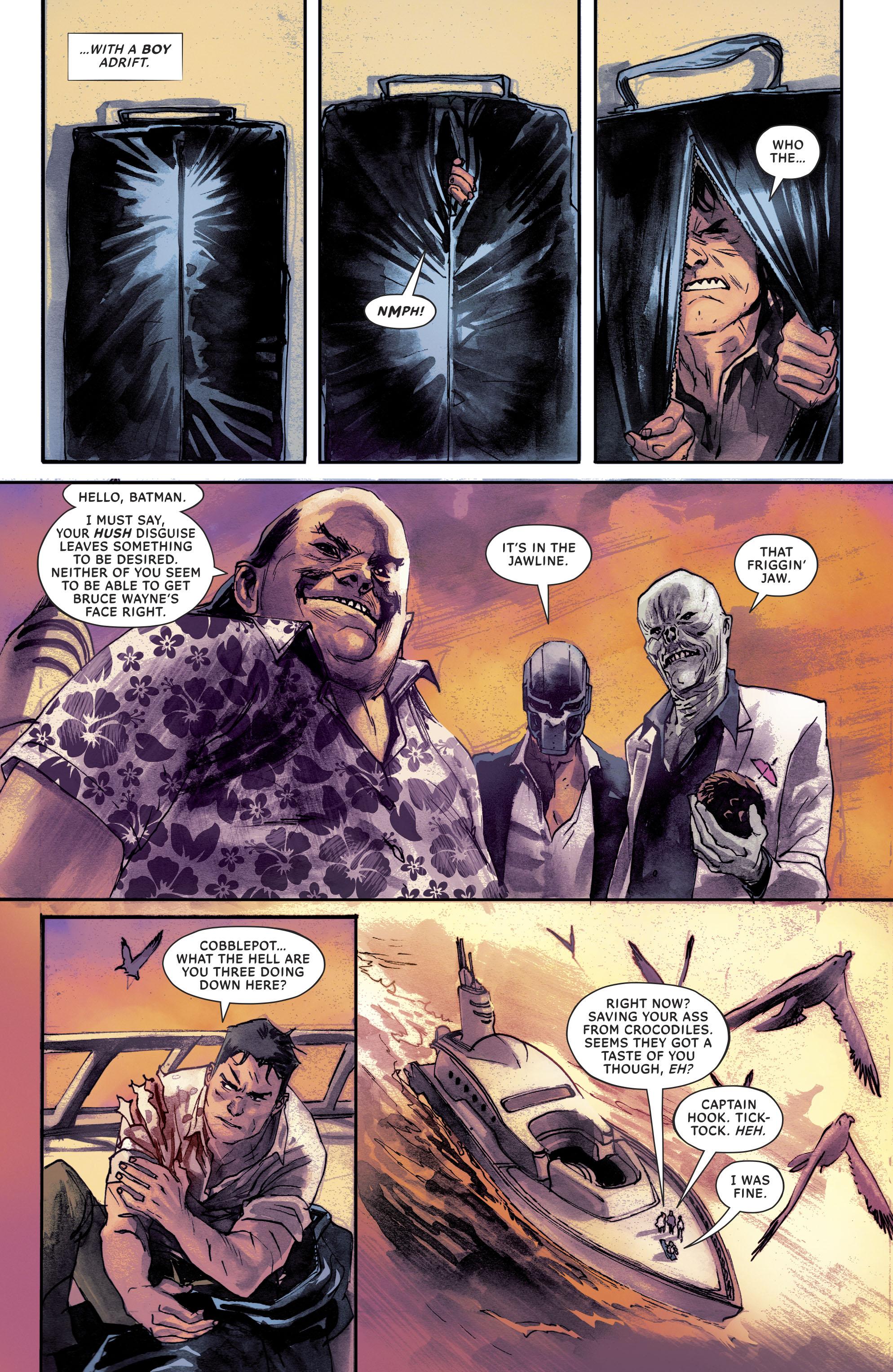 Read online All-Star Batman comic -  Issue #11 - 14