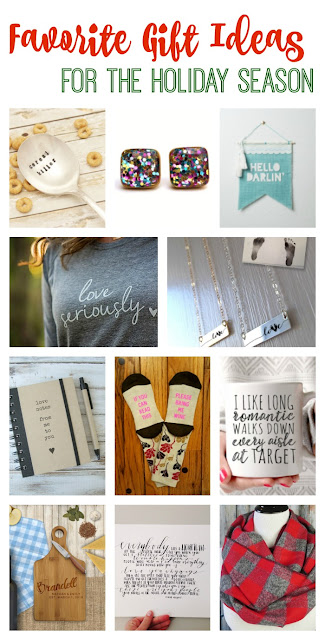 Top Holiday Decor & Gifts for 2016 || The Chirping Moms
