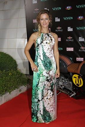 Margarida+Vila Nova - Festa de Verão Sic/Caras na Seven 2014