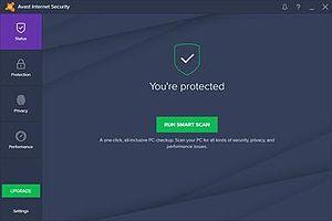 تحميل برنامج مضاد الفيروسات المجاني Avast Free Antivirus