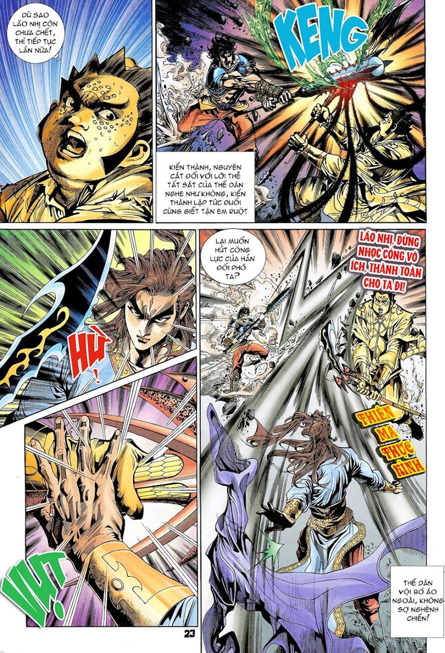 Đại Đường Uy Long chapter 82 trang 33