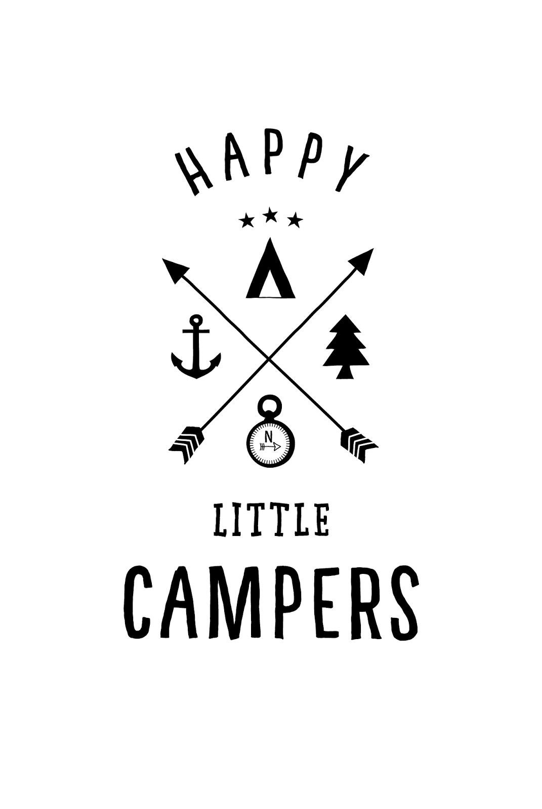 M A K E Campers And Adventurers