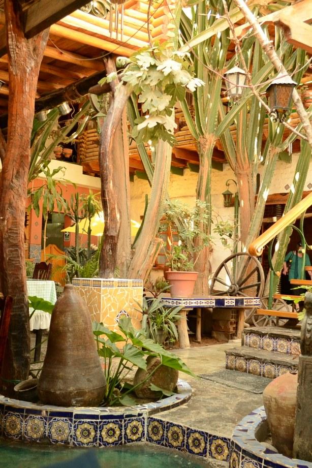 Restaurant Nazca Peru