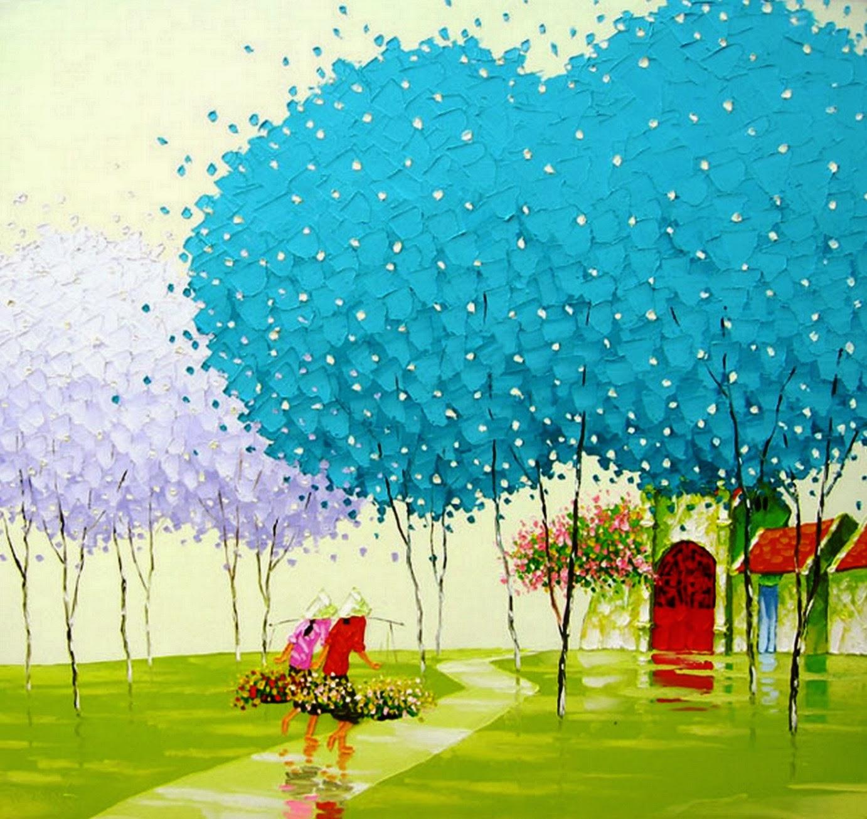 paisajes-modernos-pintura-al-oleo-imagenes