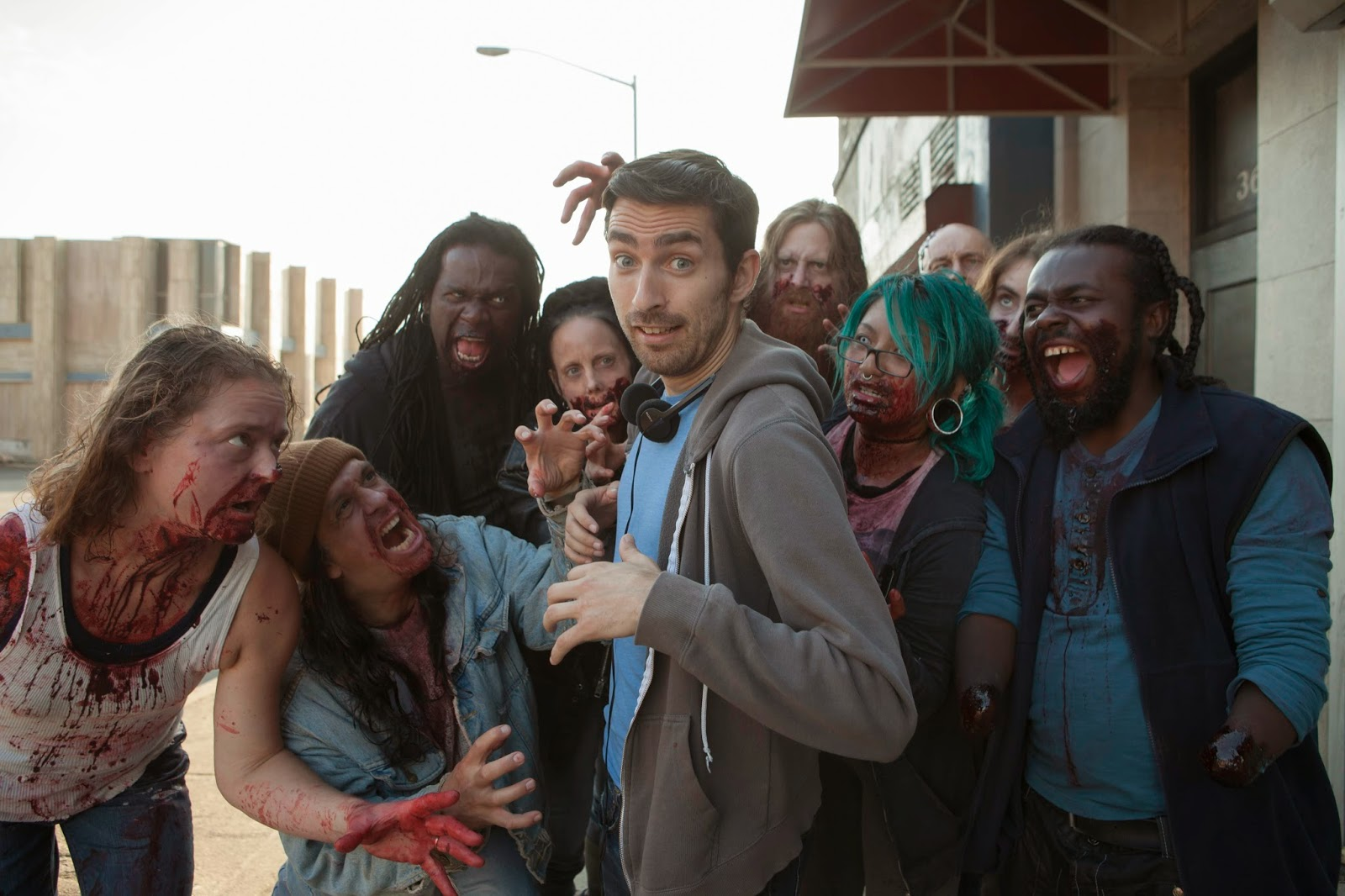 The Movie And Me Movie Reviews And More Rise And Rise Again Interview With Dead Rising Watchtower Director