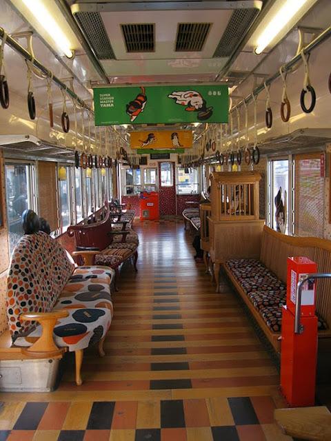 Tama train, Wakayama