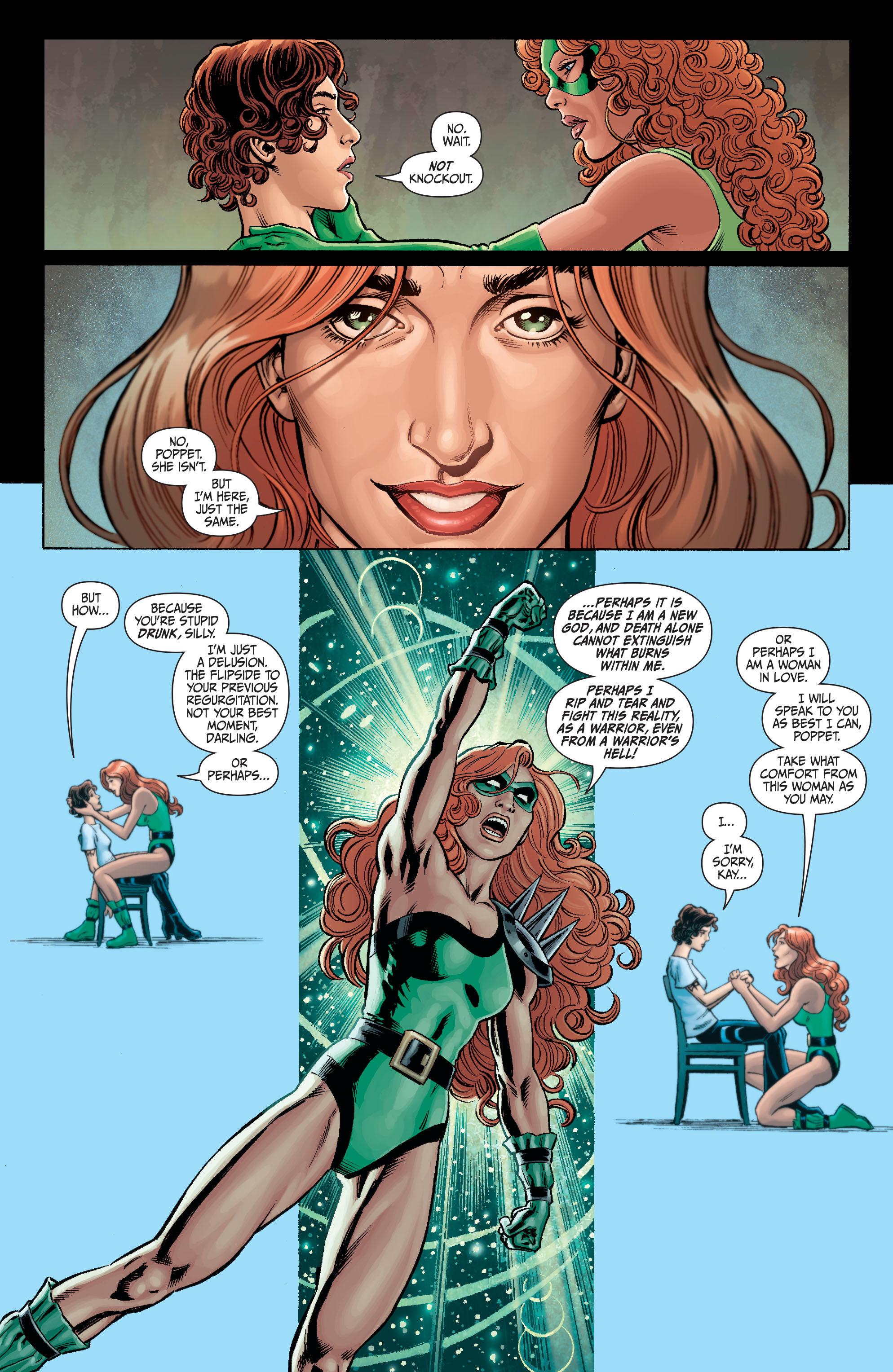 Read online Secret Six (2008) comic -  Issue #1 - 19