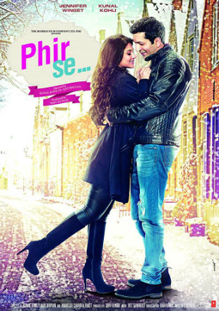 Phir Se 2015 HDRip 350MB Full Hindi Movie Download 480p Watch Online Full Movie Download bolly4u