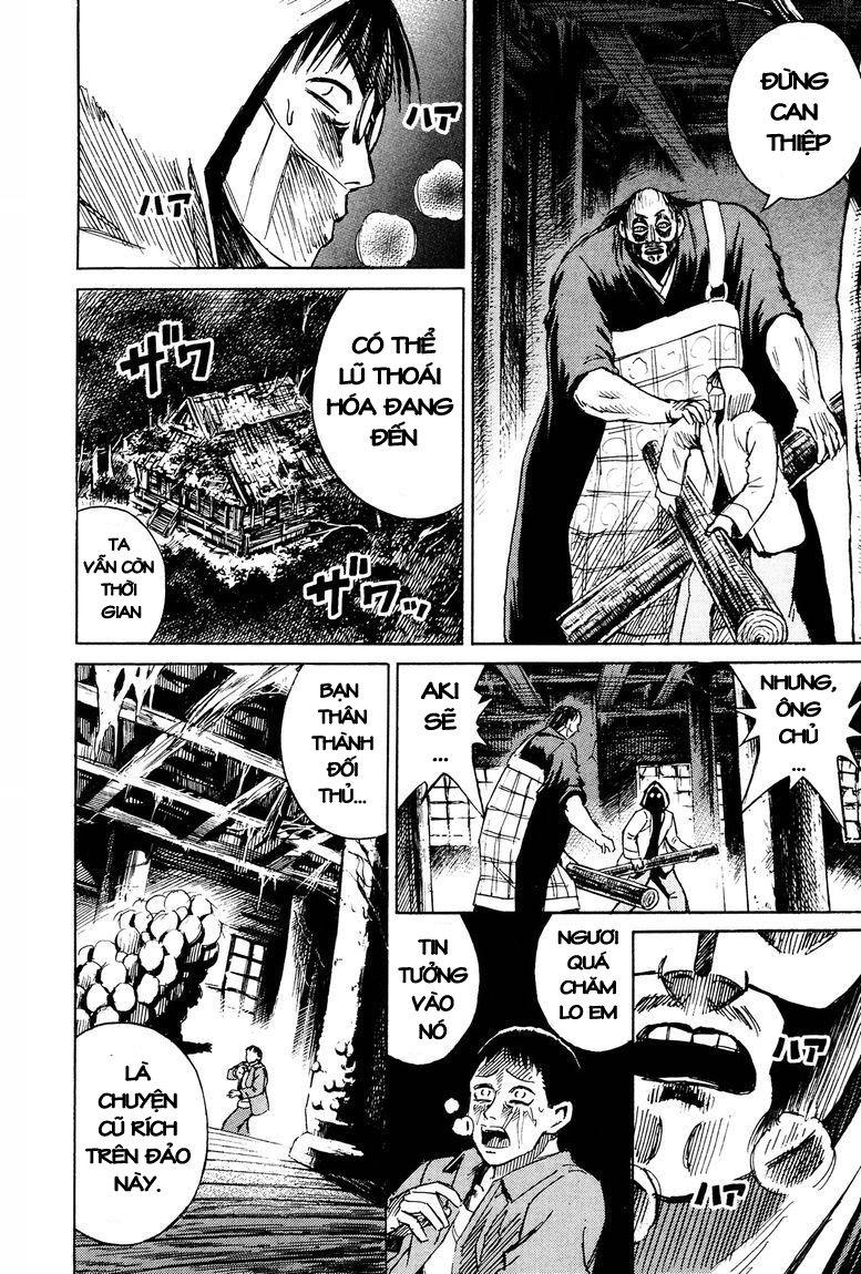 Higanjima chapter 57-58 trang 18