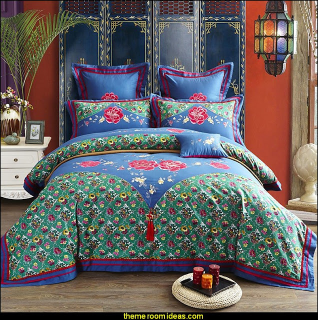 Moroccan decorating  ideas - Moroccan decor - Moroccan furniture -